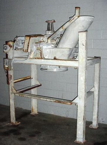 5 hp Mikropul Pulverizer