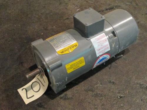 5 Hp Baldor Electric Motor 1725 Rpm Te