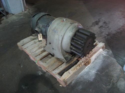 20 hp Sterling Gear Reduced Drive