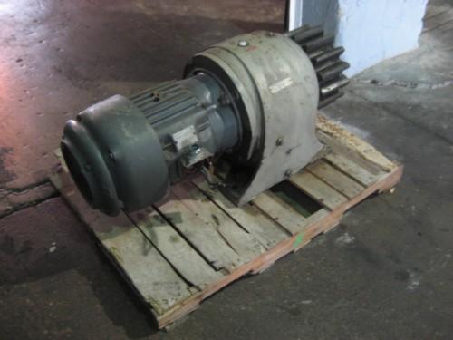 100 rpm output.