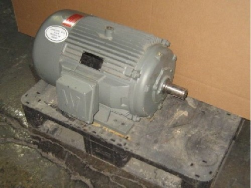 30 Hp Worldwide Electric Corp Electric Motor For Sale