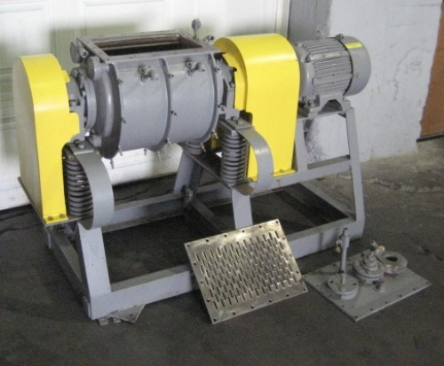 Lab Vibratory Ball Mill.