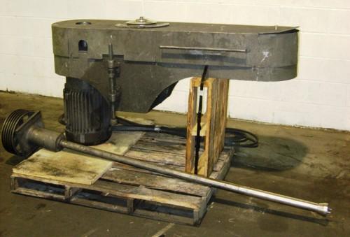 25 hp Cowles High Speed Disperser