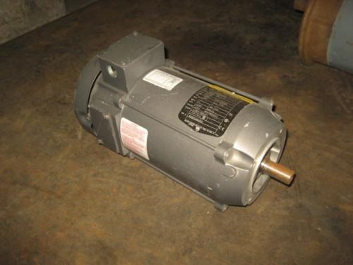 1 2 Hp Baldor Reliance Industrial Dc Motor