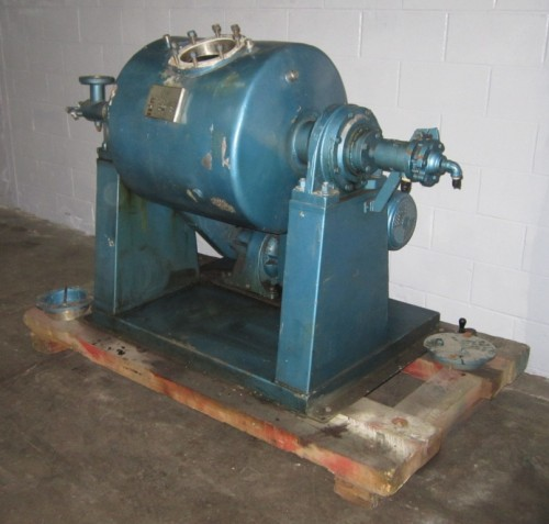 Patterson Stainless  Steel Ball Mill Reactor.