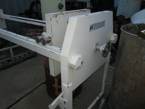 Edwards Jones Filter Press Skeleton Frame.
