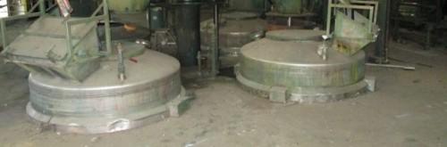 100 gallon Stainless Steel Tanks