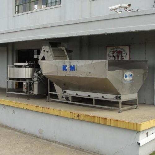 New England Machinery Hopper