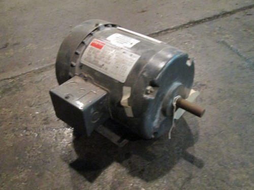 1 4 hp dayton electric motor 1725 rpm tefc for 1 hp electric motor 1725 rpm