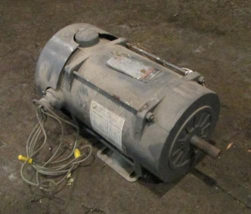 1 5 Hp Baldor Electric Motor 1140 Rpm