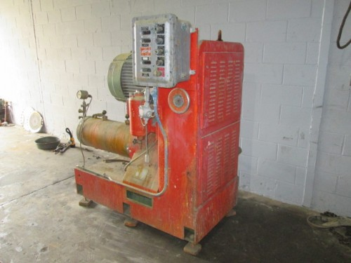 45 liter Netzsch Horizontal Media Mill