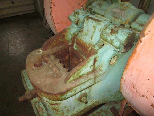 Sturtevant Jaw Crusher.  4