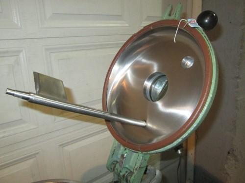 20 Liter Welex Papenmeier High Intensity Mixer Stainless