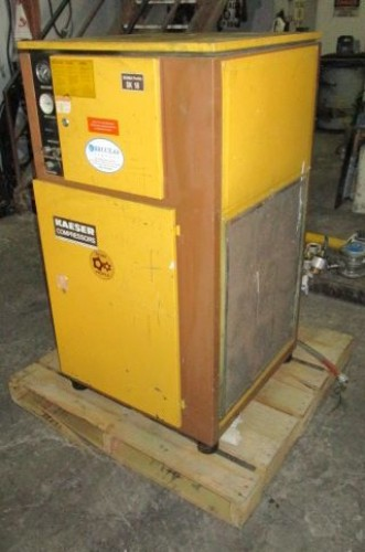 15 hp Kaeser Air Compressor.
