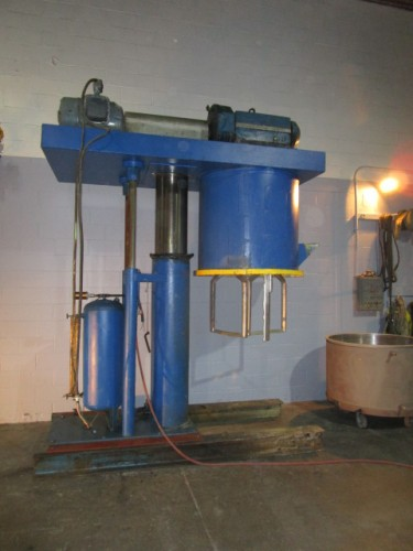 used 150 gallon Ross Double Planetary Mixer