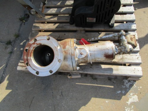 Pressure Release valve.