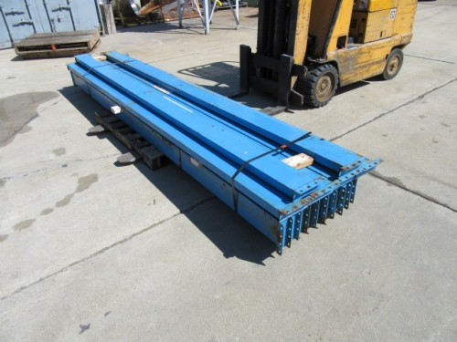 Pallet Racking Beams - structural.  6