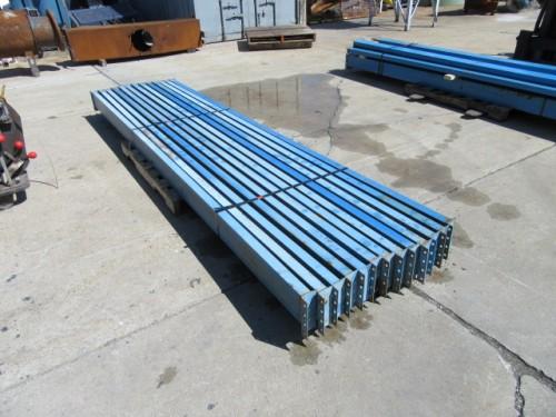 Pallet Rack Beams - Structural 12' long x 6