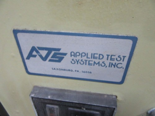 Mfgd. by Applied Test Systems