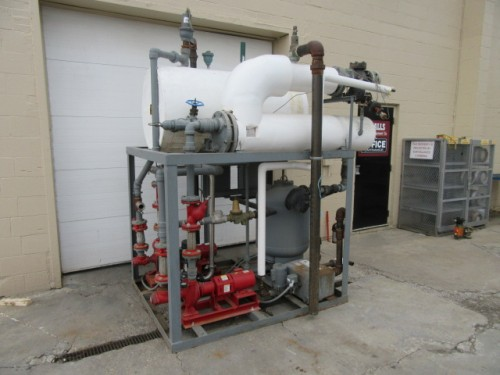 CIP - Clean In Place System.