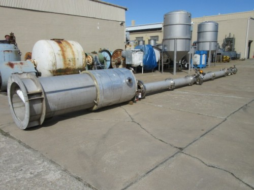 450 gallon Letco Distillation Column