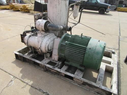 100 hp Gardner Denver Air Compressor.