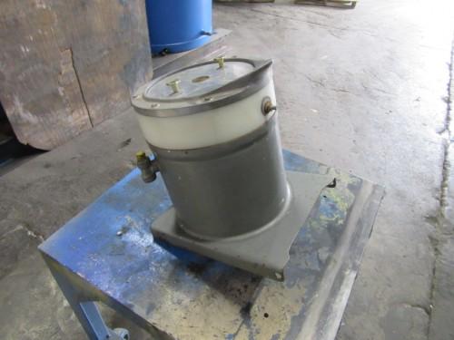 Union Process Attritor Tank