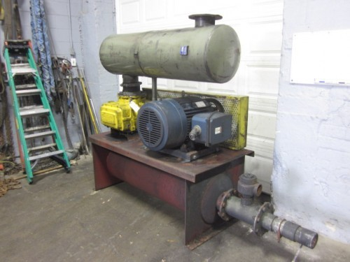 75 hp Positive Displacement Blower