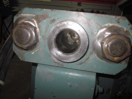 20 ton Loomis Piston Extrusion Press
