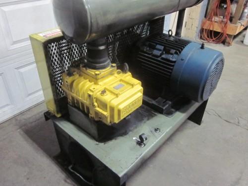 30 hp Kaeser Rotary Lobe Blower