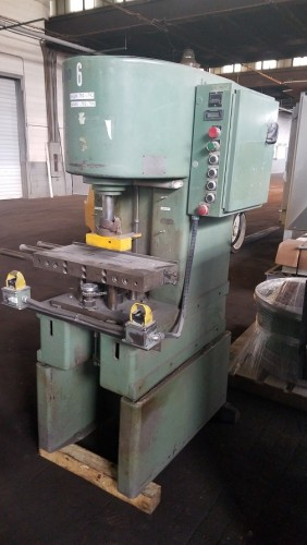 8 ton Denison Hydraulic Press