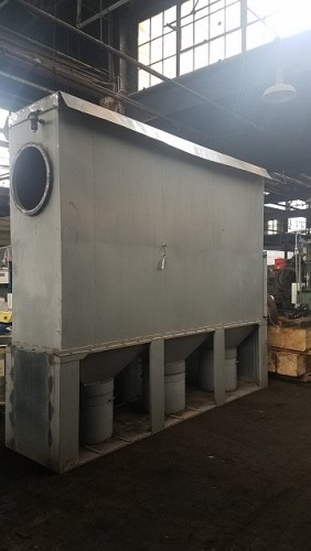 40 hp Dustex Corp. Dust Collector