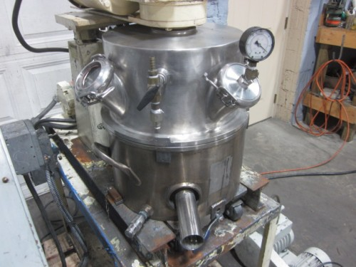 4 gallon Ross Double Planetary Mixer