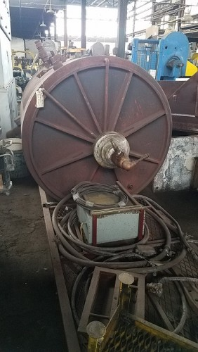 4' x 5' Steveco Ball Mill
