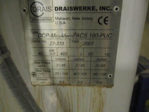 Drias Vertical Media Mill