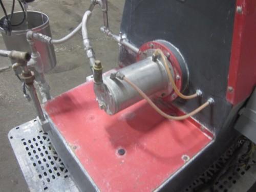 1.5 liter Premier Horizontal Lab Pilot Plant Media Mill