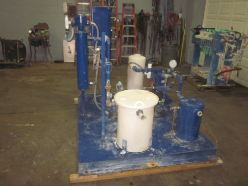 heater and centrifugal pump
