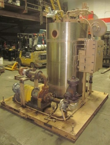 Fulton Hot Oil Heater
