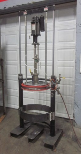 Ingersoll Rand ARO High Viscosity Drum Pump