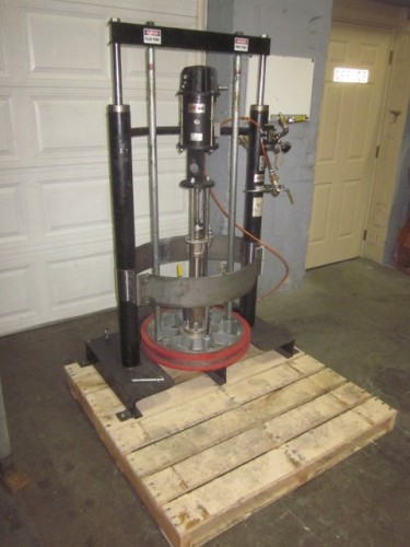 Ingersoll Rand ARO High Viscosity Drum Pump.