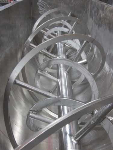 jacketed and stainless steel