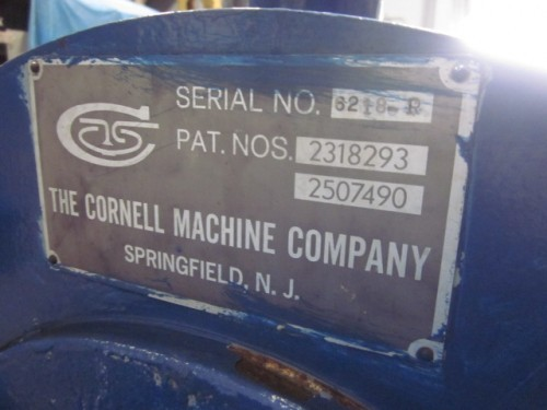 used Cornell Versator