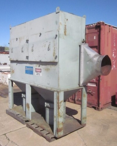 Dustex Pulse Jet Dust Collector