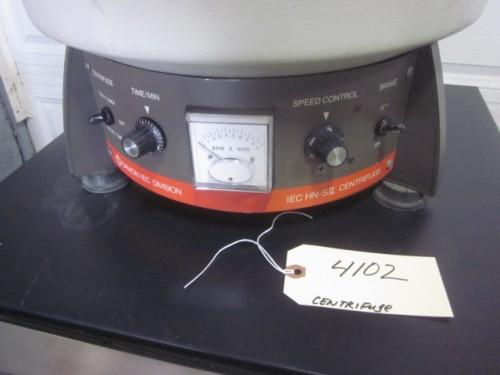 IEC Lab Centrifuge