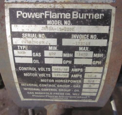 150 psi working pressure