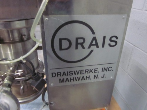 used Draiswerke Inc. Vertical Perl Mill