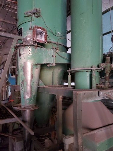 used Bowen Pilot Plant Spray Dryer
