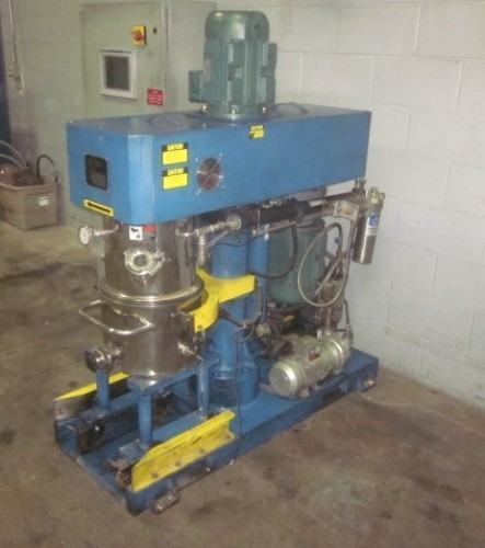 10 liter Jaygo Multi Shaft Mixer