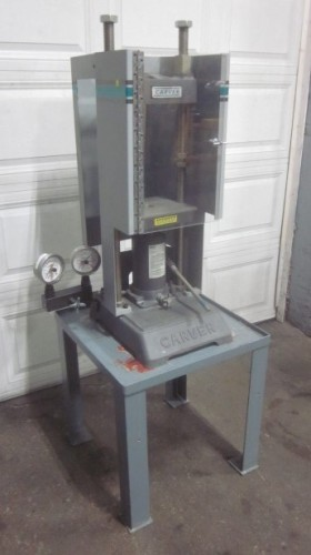 25 ton Carver Hydraulic Press