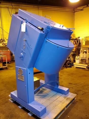 Eirich R7 High Intensity Pan Mixer